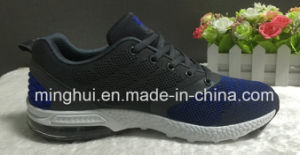 Chinese Manufacture Sport Shoes Fly knitted Material pictures & photos