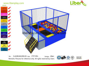 Factory Indoor Small Trampoline Park Large Foam Pit pictures & photos