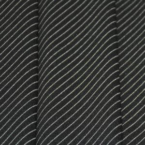 High Quality 305GSM Rayon Nylon Polyester Spandex Stripe Fabric for Clothing pictures & photos