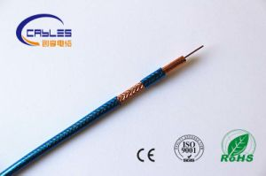 Quad-Shield RG6 Coaxial Cable for CCTV / CATV pictures & photos
