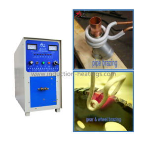 Portable Induction Heating Brazing Machine pictures & photos