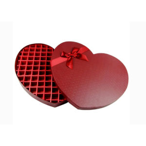 Hot Selling Paper Cardboard Chocolate Box pictures & photos