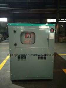 Yamar Soundproof Diesel Generator Sets pictures & photos