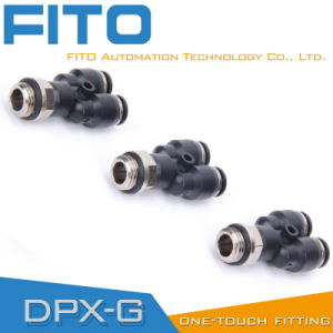 Px Series Pneumatic G-Thread Fittings with O-Ring pictures & photos
