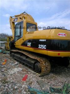 Used Cat 325c Excavator Origianl Japan Caterpillar Excavator 325c pictures & photos