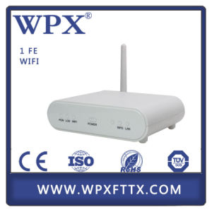 WiFi Wireless Internet Fiber Optic Router Gepon ONU pictures & photos