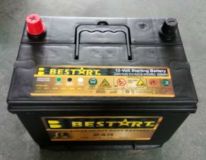Maintenance Free Car Battery, Maintenance Free Car Battery Mf12V60ah (24R) pictures & photos