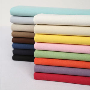 32s 100% Cotton Double Warp Twill Weave Cotton Fabric