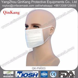 Disposable Non Woven Medical Earloop Procedure Face Mask pictures & photos