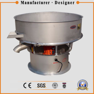 Corrosion Resistant Plate Vibrating Screen Filter Machine pictures & photos