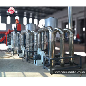 Plastic HDPE Recycle Machine Price/PP Waste Plastic Recycling Machine Products pictures & photos