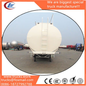 Clw Acid Oil Transport Tanker Stainless Steel Trailers for Sale pictures & photos