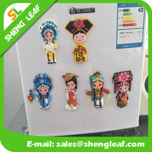 Big Rubber People Fridge Magnet Beautifull 13*8.5*1cm pictures & photos