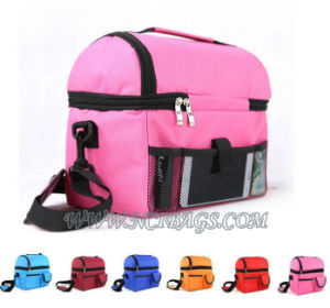 Outdoor Camping Insulated Picnic Fresh Keeping Cooler Bag