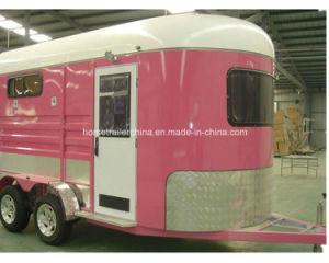 Manufacturer Supplier Acceptance OEM Horse Float pictures & photos