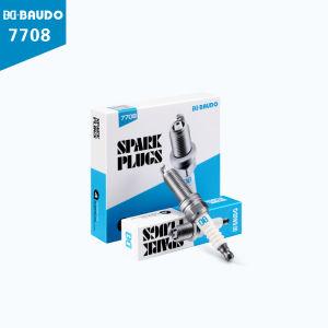 High Quality Baudo Bd-7708 Idirium Spark Plug for Car Engine pictures & photos