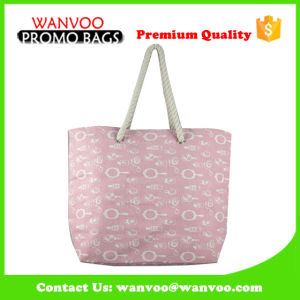Fashion Zebra Strap Crossing Shopping Handbag Lady Girl Leisure Tote Beach Bag pictures & photos
