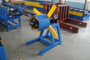 3 Tons Manual Metal Forging Machine Simple Decoiler pictures & photos