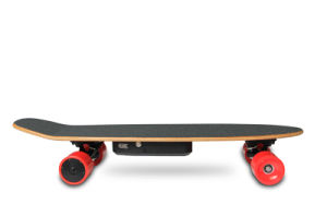 Factory Supply Cheap 83-97USD Four Wheels Kids Electric Skateboard pictures & photos