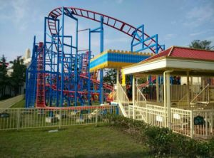 2017 New Design Roller Coaster pictures & photos