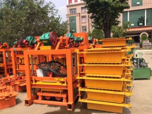 Qtj4-40 Concrete Block Making Machines for Small Industries/ Block Making Maquinas pictures & photos