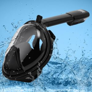 Full Face Snorkel Mask Dry Diving Ce FDA Best Selling on Amazon pictures & photos