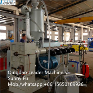 PE/HIPS/ABS/EVA/EVOH Single or Multi-Layer Sheet Extruder Machine Line pictures & photos