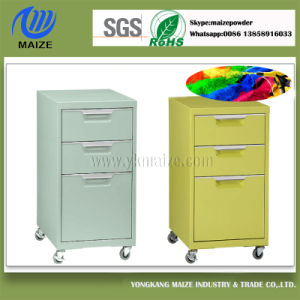 Epoxy Polyester Powder Coating for Storage Cabinet pictures & photos