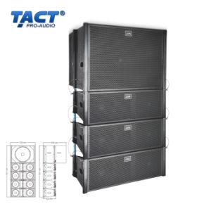 Dual 8′′ High Power PRO Audio Speaker Line Array (EV281 EV118S) pictures & photos