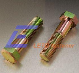 DIN 960-Hexagon Head Screws with Fine Thread pictures & photos