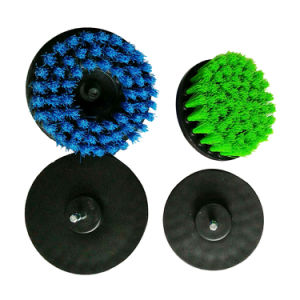 Electrical Carpet Brush/Drill Brush for Cleaning pictures & photos