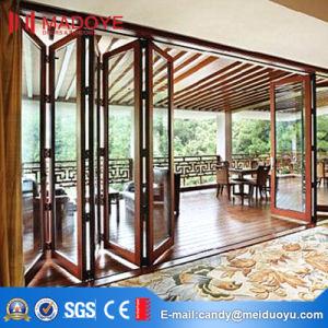As2047 Aluminium Glass Bi-Folding Doors for European pictures & photos