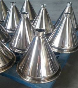 Small Stainless Steel Hopper for Packing Machine and Supporting Device pictures & photos