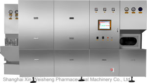 Asmr 620-38 Vial Hot Air Circulation Sterilizing Dryer for Pharmaceutical pictures & photos