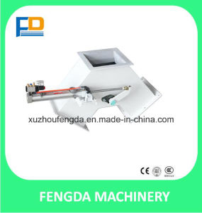 Pneumatic Two-Way Diverter for Feed Conveying Machine pictures & photos