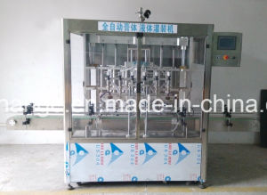 Automatic Liquid Detergent Bottling Machine pictures & photos