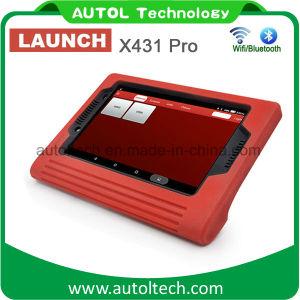 New Released Launch X431 PRO 8′ Touch Screen Universal Auto Diagnostic Scanner with Multi-Language Update Online pictures & photos