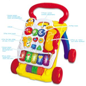 Baby Products Musical Walker Baby Toy (H0410494) pictures & photos
