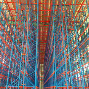 Automatic Pallet Racking with Logistic System pictures & photos