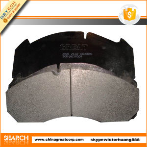 Wva 29125 Truck Brake Pads for Volvo pictures & photos