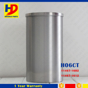 Cylinder Liner H06CT with Most Competitive Price Use for Hino pictures & photos