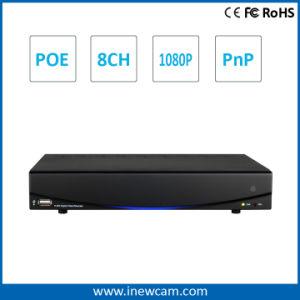 8CH 1080P Poe Surveillance H 264 NVR Firmware pictures & photos