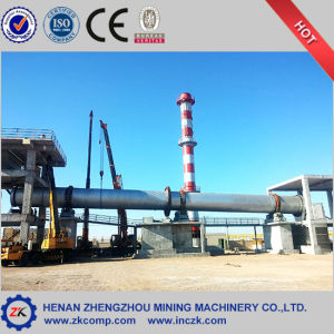 Advanced Lime Production Line Rotary Kiln (2.8X43M) /Lime Rotary Kiln pictures & photos
