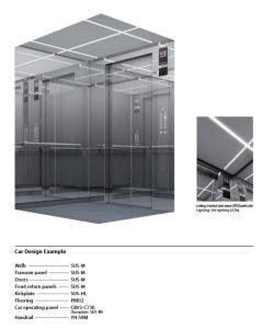 Compact Machine Room Passenger Elevator pictures & photos