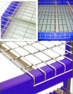 Customized Wire Mesh Decking for Pallet Racking pictures & photos