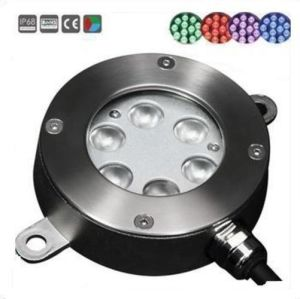 6X3w 3in1 RGB LED Underwater Lamp and Projector pictures & photos
