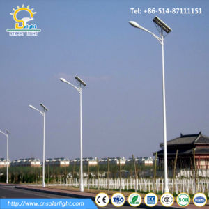 Low Cost Price 20W -120W LED Street Light with Solar Panel pictures & photos