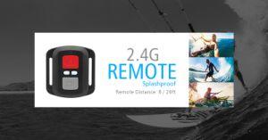 New Waterproof & Shockproof 4k Action Camera Sport Camera Helmet Camera pictures & photos