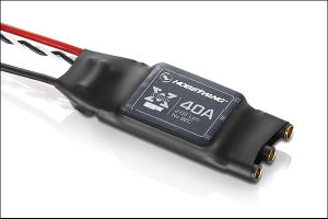 Hobbywing Xrotor Opto Brushless Speed Controller ESC 20A 40A 2-6s for 330 450 500 550 Multi Copters pictures & photos
