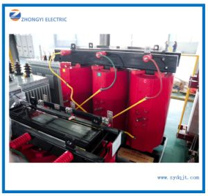 1500kVA Dry Type 3 Phase Step Down Transformer for Power Distribution pictures & photos